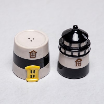 Lighthouse Salt and Pepper Set