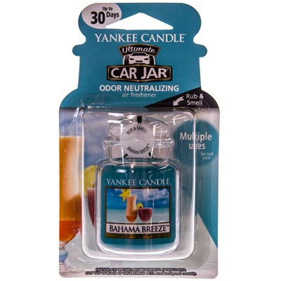 Yankee Candle ® Bahama Breeze ™ Car Jar ® Ultimate