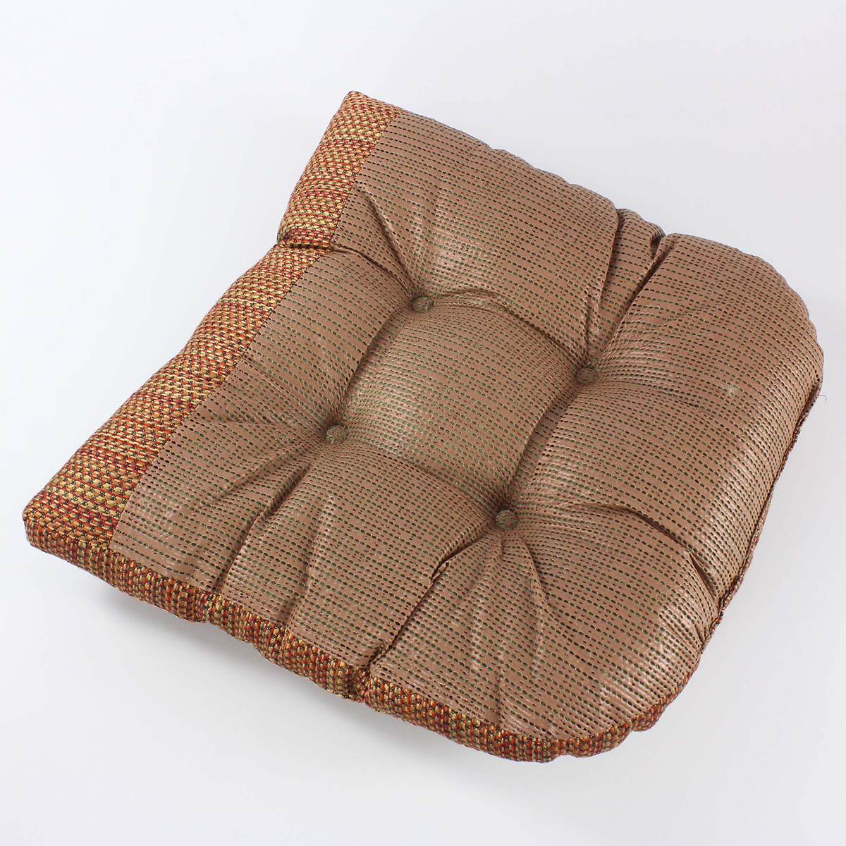 530007 XL Rocking Chair Cushion Set With Gripper Bottom