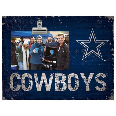 Dallas Cowboys - Team Clip Frame