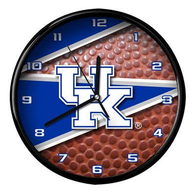 Kentucky - Football Clock