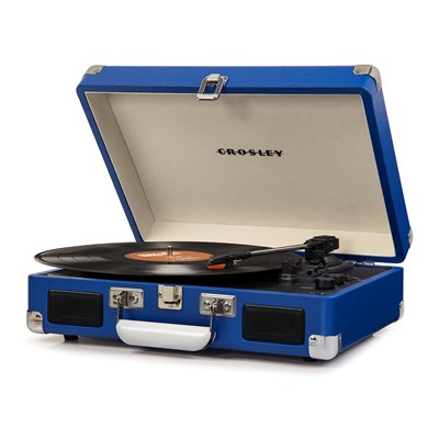 Crosley ® Cruiser Portable Record Player - Blue