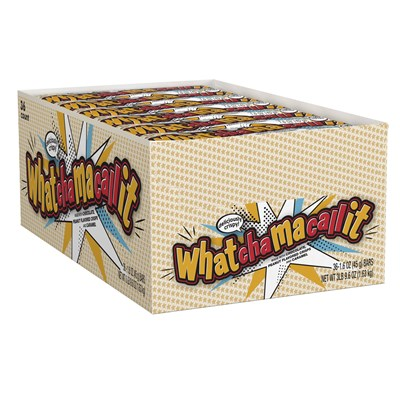 Whatchamacallit Candy Bars - 36 Count
