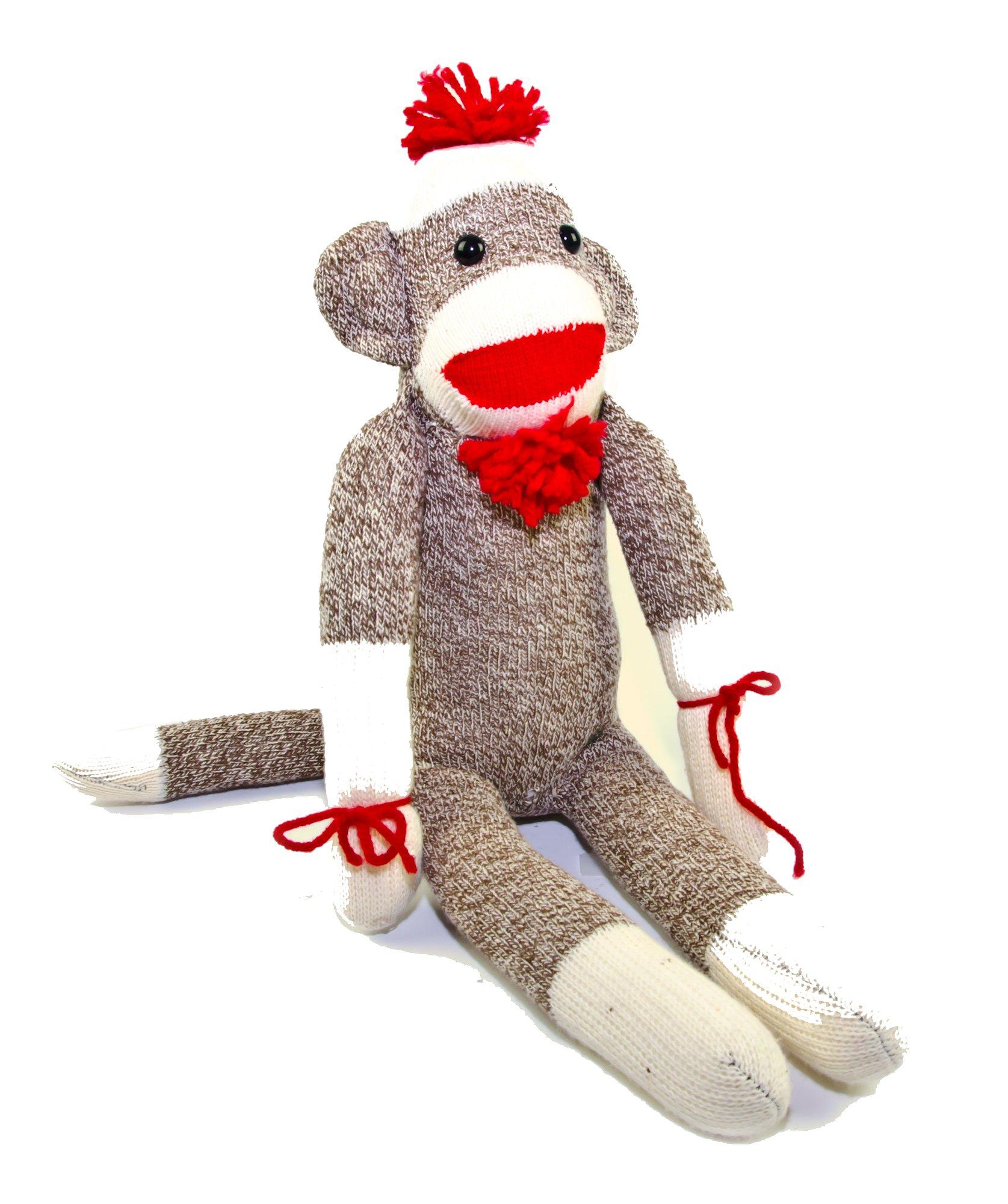 Sock Monkey | Toys Games | Toys | Plush Toys | Cracker Barrel Old Country  Store - Cracker Barrel Old Country Store