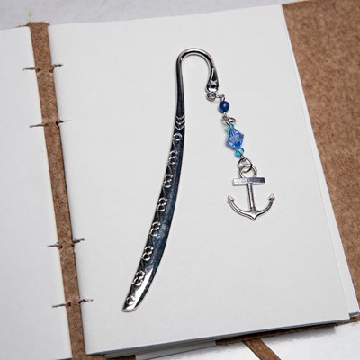 Anchor Hook Bookmark