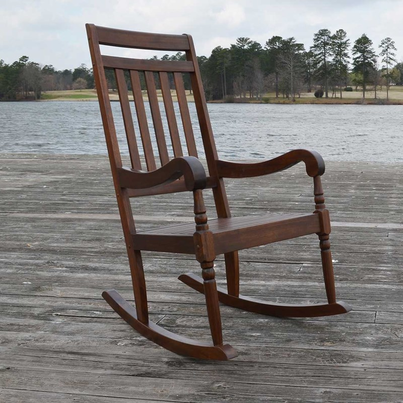 628502 Rutledge Weather Resistant Rocking Chair