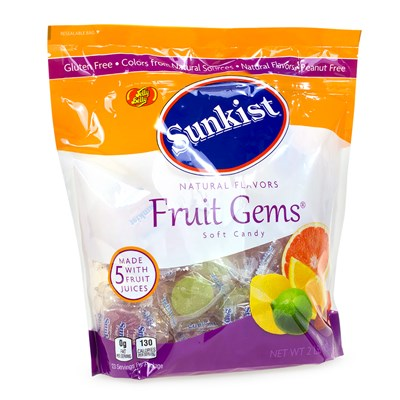 Sunkist Fruit Gems - 2lbs.