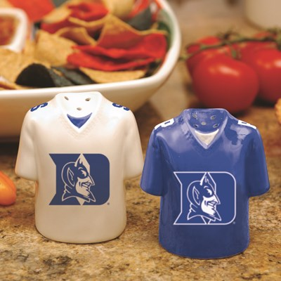 Jersey Salt & Pepper Shaker Set - Duke
