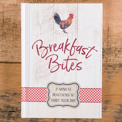Breakfast Bites Devotional Book