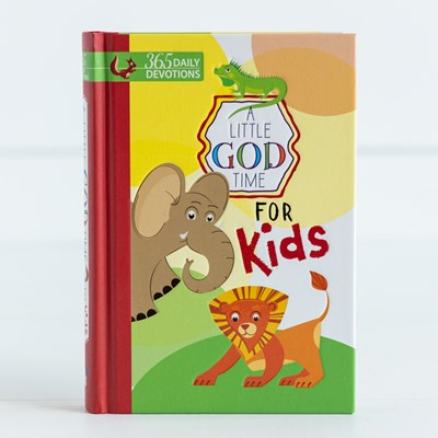 A Little God Time for Kids - Book