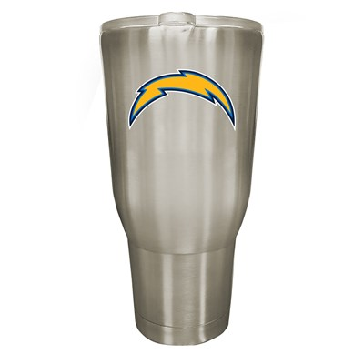 Los Angeles Chargers 32oz Stainless Steel Tumbler