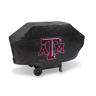 Deluxe Grill Cover - Texas A&M
