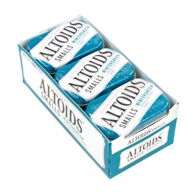 Altoids Smalls Sugar Free Wintergreen Mints - 9 Count