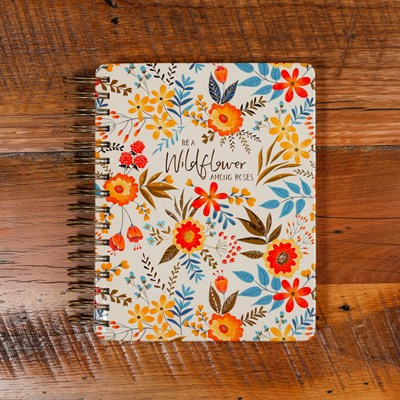 """Be A Wildflower"" Planner"