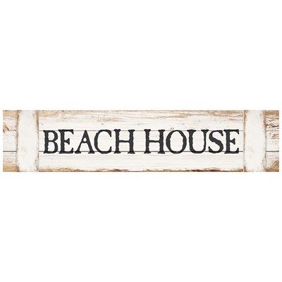 """Beach House"" Pallet Sign"