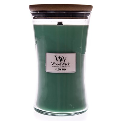 WoodWick ® Clean Rain Large Candle