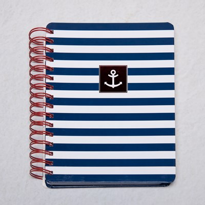 Anchor Stripes Planner