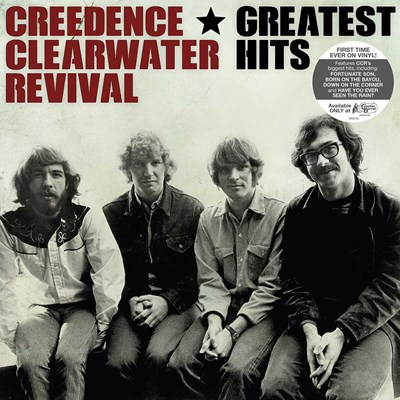 Creedence Clearwater Revival - Greatest Hits LP