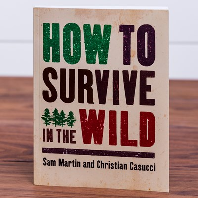 How To Survive In The Wild Book
