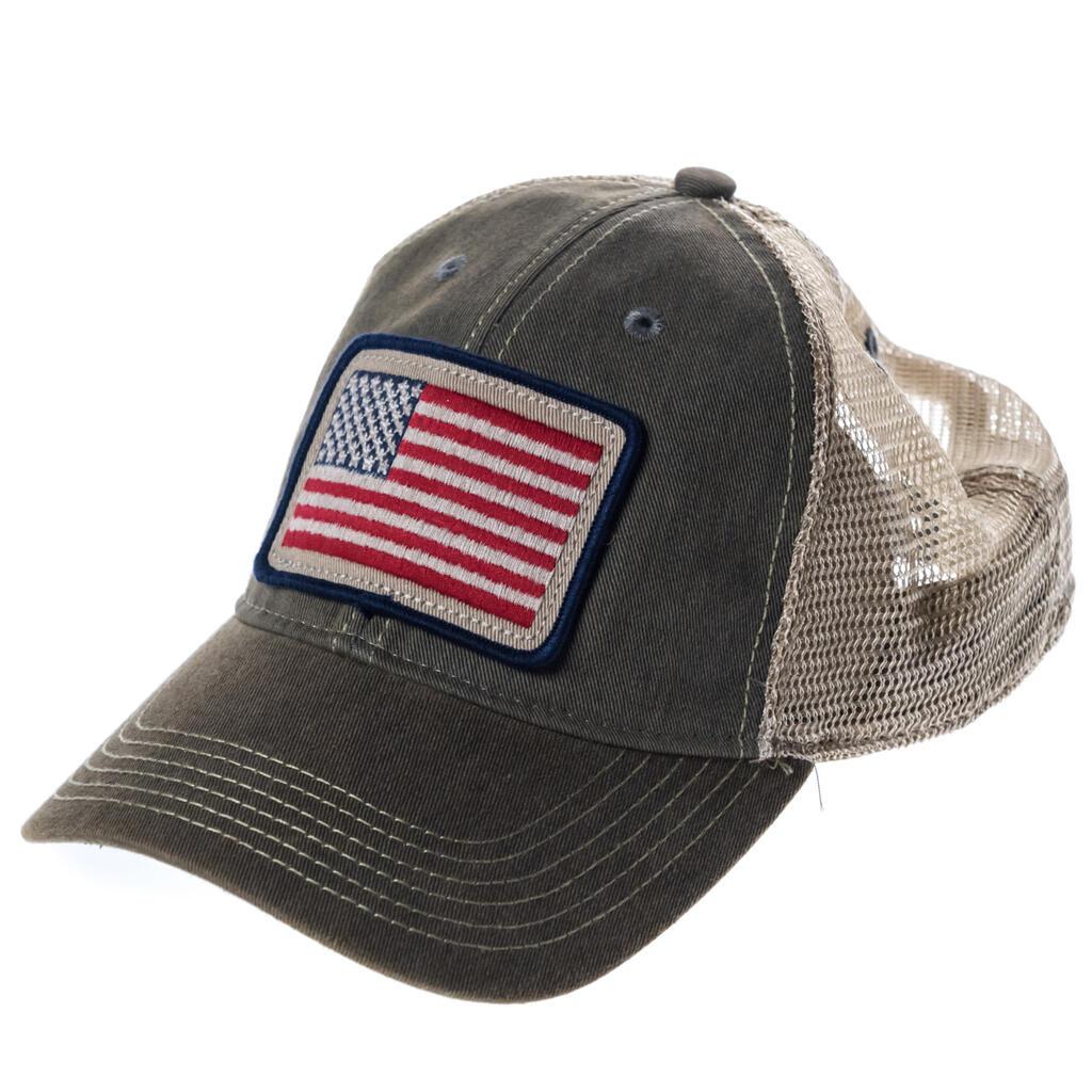 e1ec804f4ac Flag Patch Hat