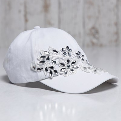 Women's Bling Baseball Hat