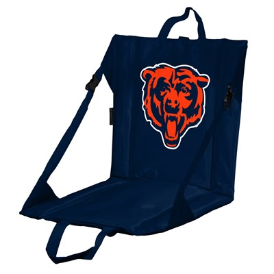 Folding Stadium Seat - Chicago Bears