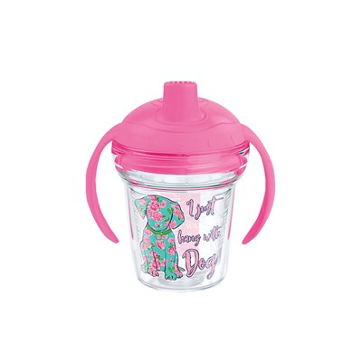 """Hang With My Dog"" 6 Oz. Sippy Cup"