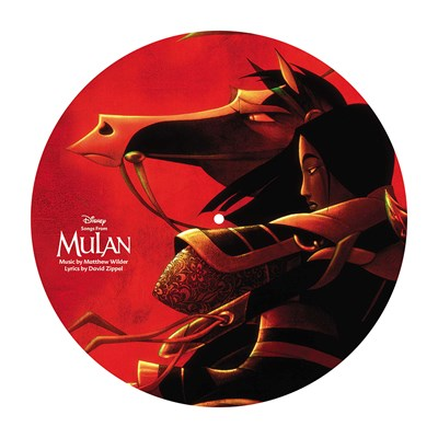 Songs from Mulan - LP