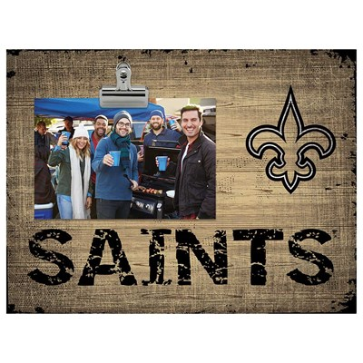 New Orleans Saints - Team Clip Frame