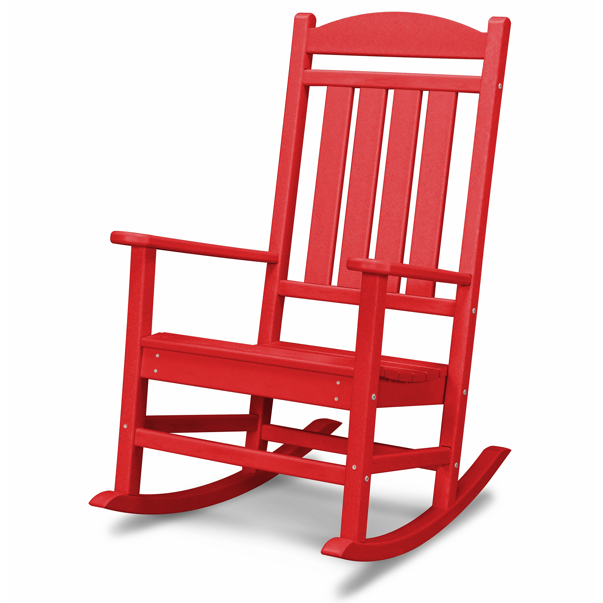 Ordinaire POLYWOOD ® All Weather Presidential Rocker