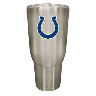 Indianapolis Colts 32oz Stainless Steel Tumbler