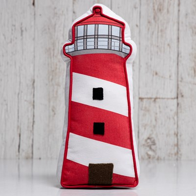 Lighthouse Shaped Pillow