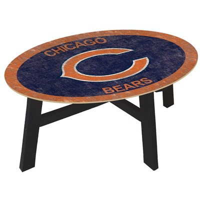 Chicago Bears - Team Color Coffee Table