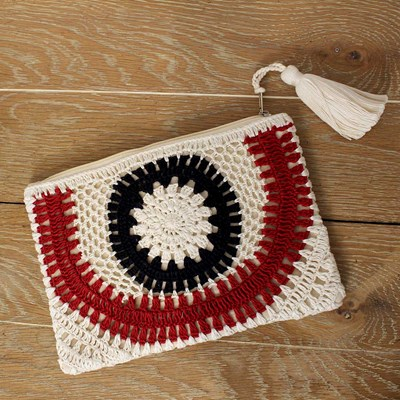 Star Fringe Bag