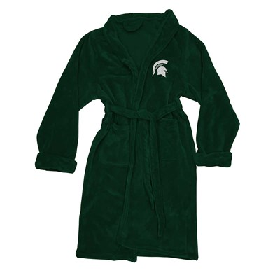 Men's Bathrobe - Michigan State
