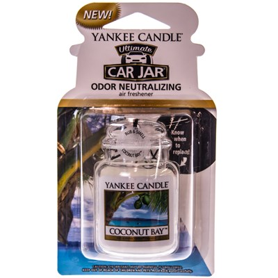 Yankee Candle ® Coconut Bay ™ Car Jar ® Ultimate