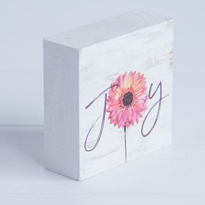 """Joy"" Daisy Block"