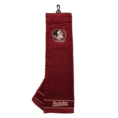 Embroidered Golf Towel - Florida State