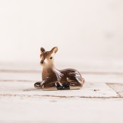 Mini Deer Salt Shaker