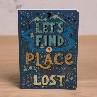 Find Places Adventure Journal
