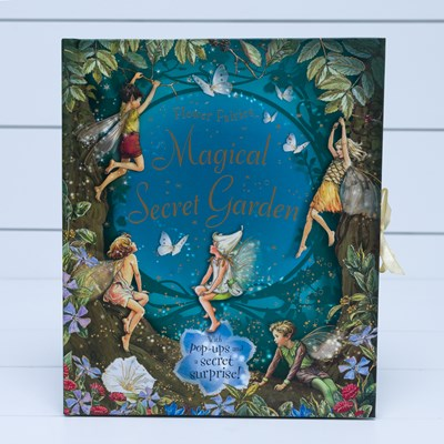 Magical Secret Garden Book