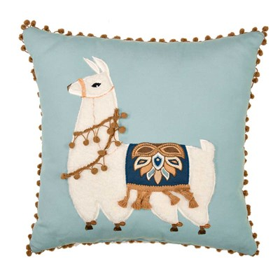 Sienna Llama Pillow by Donna Sharp