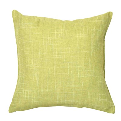 Country Charm Pillow by Donna Sharp - Lime Green