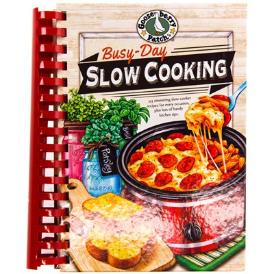 Busy Day - Slow Cooking Cookbook
