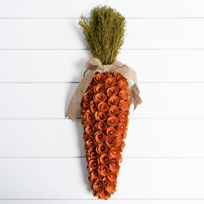 Carrot Wall Decor