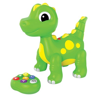 Remote Control ABC Dancing Dino