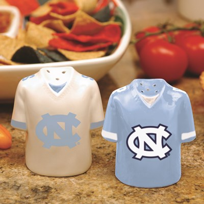 Jersey Salt & Pepper Shaker Set - North Carolina
