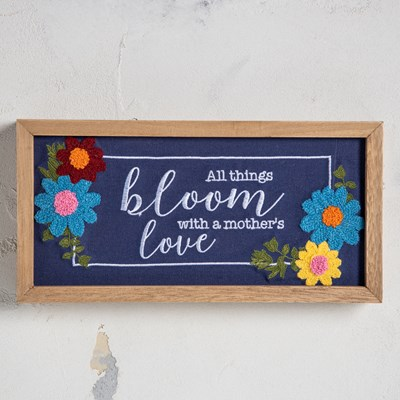 Mother's Love Framed Wall Decor