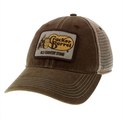 Cracker Barrel Logo Trucker Hat