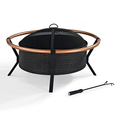 Yuma Copper Fire Pit